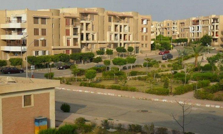 طرح استكمال تنفيذ أعمال المرافق بالإسكان الاجتماعي بمدينة الشروق