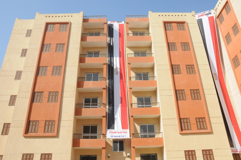 شركة المبانى تنفذ 1000 شقة فى الشروق بتكلفة 135 مليون جنيه