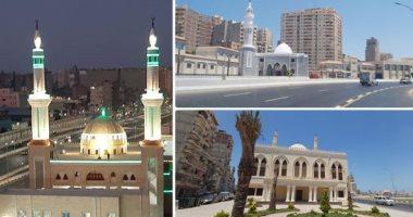 الانتهاء من بناء 49 مسجدا بمدينة الشروق واستمرار إنشاء 7 دور عبادة