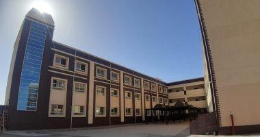جهاز مدينة الشروق الانتهاء من تنفيذ مدرسة النيل الدولية بتكلفة 75 مليون جنيه.. صور