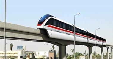 تعرف على مشروع القطار الكهربائى الخفيف  LRT  ونسب التنفيذ