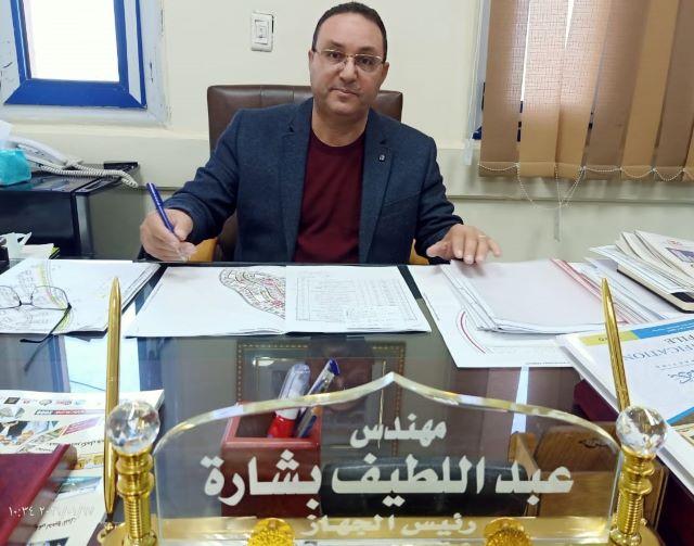 عبداللطيف بشارة رئيساً لجهاز تنمية مدينة الشروق .. تعرف على سيرته الذاتية بالصور