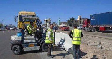 إغلاق طريق إسماعيلية الصحراوى جزئيا 6 أشهر لإنشاء كوبرى بمدخل الشروق