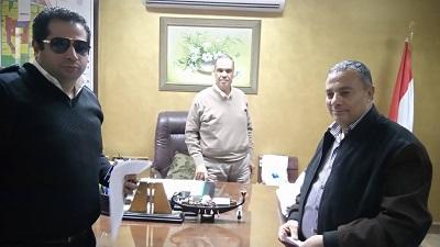 وزارة الداخلية ترسل لجنة لمعاينة موقعين لقسمى المرور الميدانى لـ بدر- الشروق