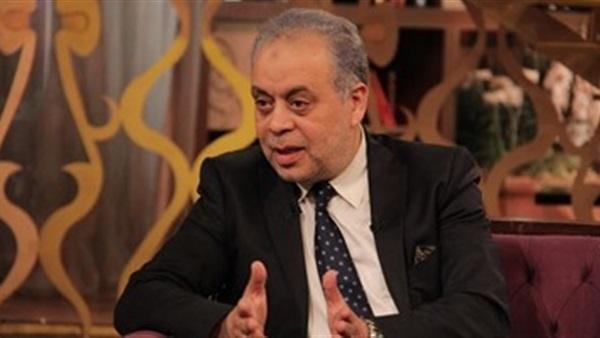 أشرف زكي  فرع جديد لأكاديمية الفنون بمدينة الشروق