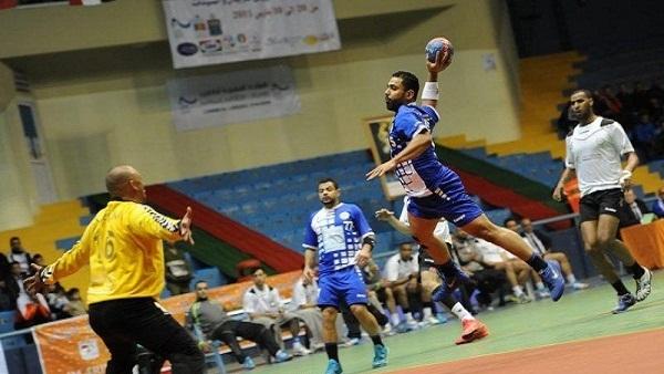 مدينة رياضية متكاملة لكرة اليد بمدينة الشروق