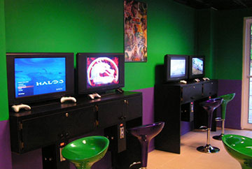 Champions Games Playstation Cafe