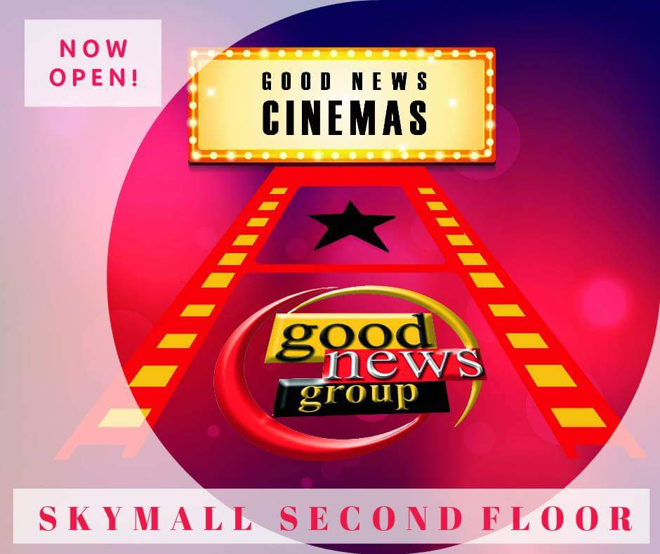 سينما مدينة الشروق Good News Cinema