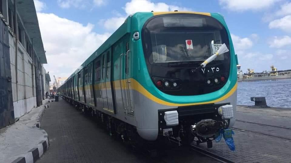 قرب إفتتاح مترو القاهرة الخط الثالث المرحلة الرابعة