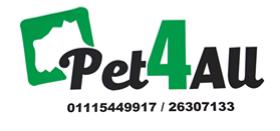 محل Pet4all لمستلزمات الحيوانات الأليفة