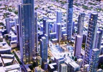 بالفيديو  العاصمة الإدارية  تحولت من صحراء جرداء إلى كتائب تعمير