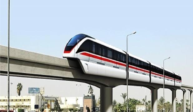 الحكومة  القطار الكهربائي ينقل 500 ألف راكب يوميًا