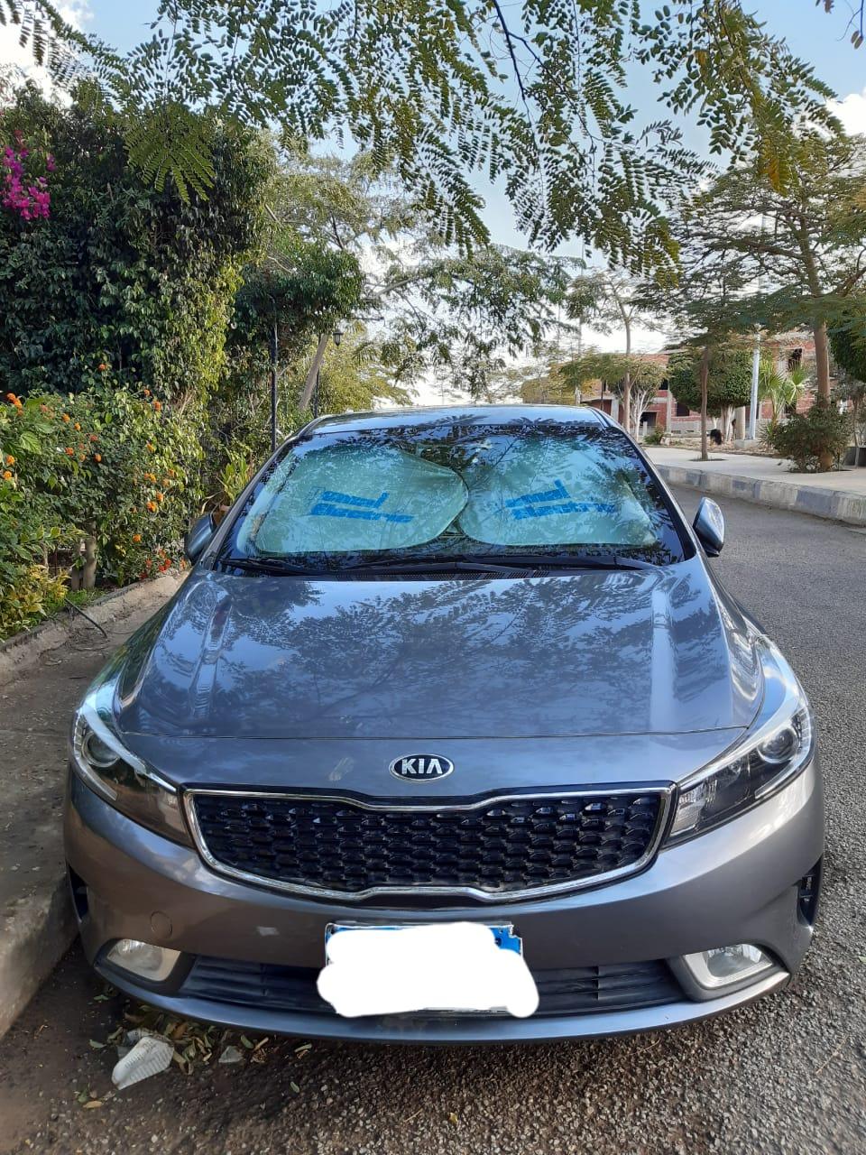 بيع سيارة كيا سيراتو موديل 2017