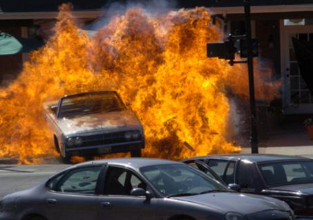 انفجار استهدف موكب النائب العام المساعد بالتجمع الأول