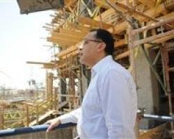 وزير الإسكان يتفقد مدينة الشروق